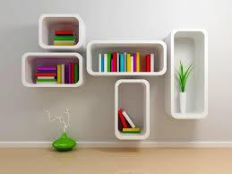 Redford White Corner Bookcase by Furniture Home Stylish White Contemporary Bookcase Design Design