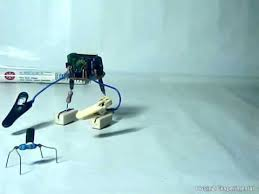 membuat robot elektronika stop motion animation the shy electronic robots youtube