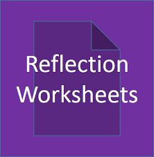a2 explore yourself reflection worksheets exploratory student