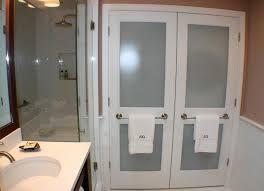 Laundry Closet Door Laundry Closet Doors Bathroom Transitional With None