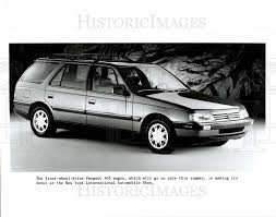 peugeot 405 wagon 1989 peugeot 405 four wheeler new york historic images