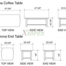 Coffee Table Height Standard Coffee Table Height Cm Http Therapybychance