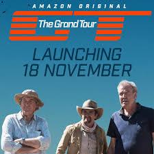 the grand tour to debut on amazon video on november 18 flatpanelshd