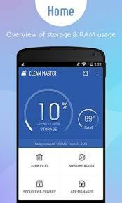 clean master apk free cleanmaster pro apk for android getjar