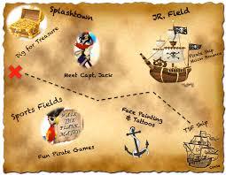 Pirates Map Twin Spring Farm U003e Pirates Invade Tsf