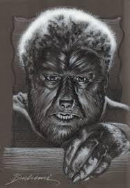halloween classical the wolfman actor lon chaney jr by buchemi on deviantart