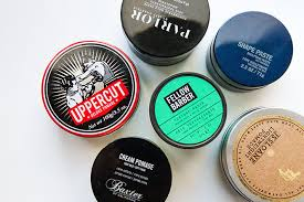 best hair paste for men what s the best men s hair product he spoke style
