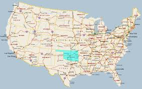 oklahoma map oklahoma state map of usa with throughout usa justinhubbard me