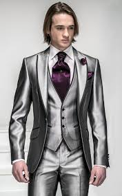 mens wedding aliexpress buy custom made mens light grey suits jacket
