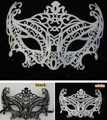 venetian masks types black white fox mask venetian masquerade decoration wedding