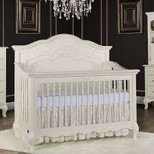 Bed Frame For Convertible Crib Evolur 5 In 1 Convertible Crib Ivory Lace Babies R Us