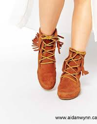 buy s boots canada now canada minnetonka brown suede trer boots brown