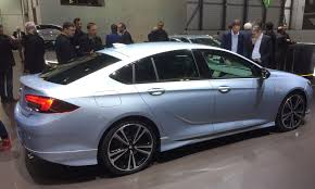 vauxhall buick buick expected to replace regal sedan with 5 door hatch wagon