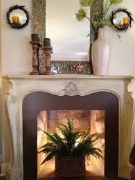 Fireplace Decorations Ideas 10 Decorative Ideas For Non Working Fireplaces Favorite