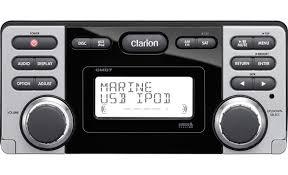 clarion cmd7 marine cd receiver at crutchfield com