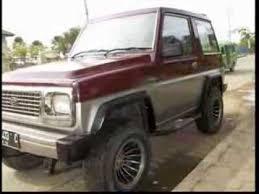 daihatsu feroza modifikasi daihatsu feroza se 1996 merah silver modif hp 085246902754 http