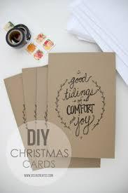 place cards diy christmas beautiful diy homemade christmas card ideas bestcard16