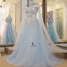 blue wedding baby blue wedding dress vintage bohemian wedding gowns pink flowers