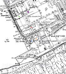 St Augustine Map St Augustine U0027s College U0026 The Abbey