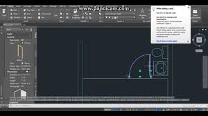 Cad Floor Plans by Beginner House Floor Plan Autocad Architecture Part1 Youtube