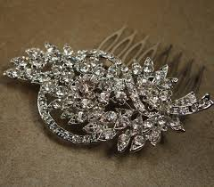 hair brooch the 25 best wedding hair brooch ideas on bridal hair