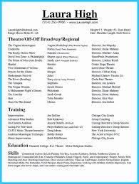entertainment resume template nursing entertainment resume template book report a