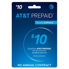 pre paid card at t prepaid 10 email delivery walmart