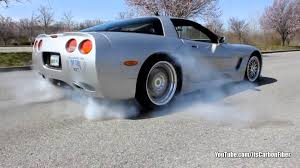 2002 chevrolet corvette lingenfelter 427 turbo lingenfelter lpe427 widebody c5 corvette burnout we