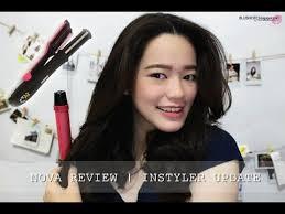 Catokan Ke 2in1 set review instyler hair updated bahasa