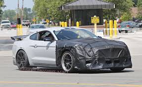 2018 ford mustang shelby gt500 spy photos u2013 news u2013 car and driver