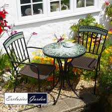 Mosaic Bistro Table Bistro Sets U2013 Next Day Delivery Bistro Sets From Worldstores