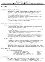exle of resume objective objective for a general resume sle general resume objective