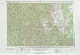 Weed Map Colorado by Weed Topographic Maps Ca Usgs Topo Quad 41122a1 At 1 250 000 Scale