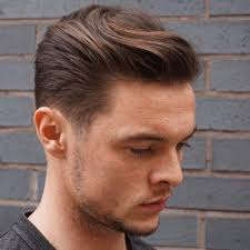 men hairstyles short back and sides long on top short back sides