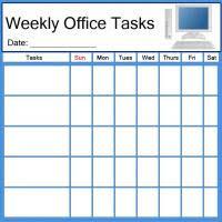 free printable to do list for office printable pc office task list printable chore charts free