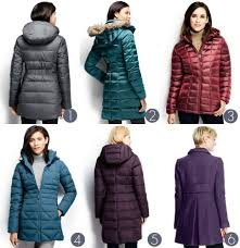review lands end outerwear wardrobe oxygen