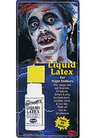 liquid latex halloween city fake skin liquid latex escapade uk