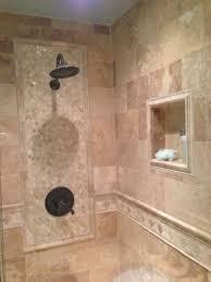 White Pebble Tiles Bathroom - shower wall design unique shower wall design with white pebble