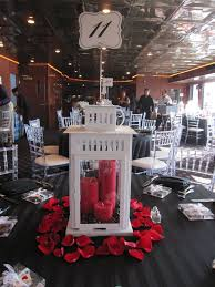 cheap lantern centerpieces found on from wedding