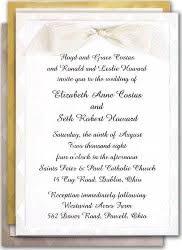 sles of wedding programs religious wedding invitation wording sles popular wedding