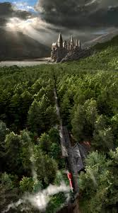 Hiddenpassageway The Camouflaged Corners And Secret Spaces Of Hogwarts Pottermore