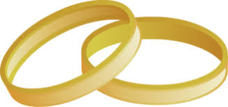 linked wedding rings free ring clipart clipartio picture of entwined wedding rings
