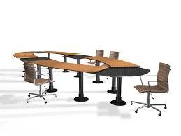 Modular Conference Table Modular Conference Table Sets 3d Model 3dsmax Files Free Download