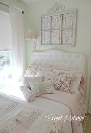 35 best shabby chic bedroom design and decor ideas for 2017 upcycled window with curtains wall art