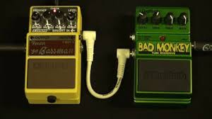 Digitech Bad Monkey Www Gitarteknikleri Com Digitech Bad Monkey Ve Boss Fbm 1