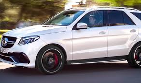 mercedes jeep 2016 red mercedes gle suv first tv commercial amg suv 500e 4matic