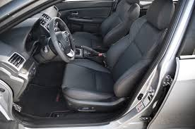 New Focus Interior 2014 Ford Focus St Vs 2015 Subaru Wrx Comparison Motor Trend