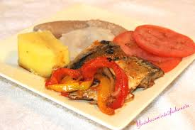 jamaican thanksgiving menu how to make real jamaican salt mackerel serve with green banana