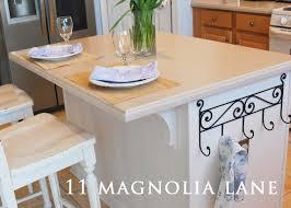 kitchen island 11 magnolia lane