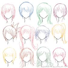 Cute Anime Hairstyles Step By Step Braided Hairstyles Hair Is Our Crown